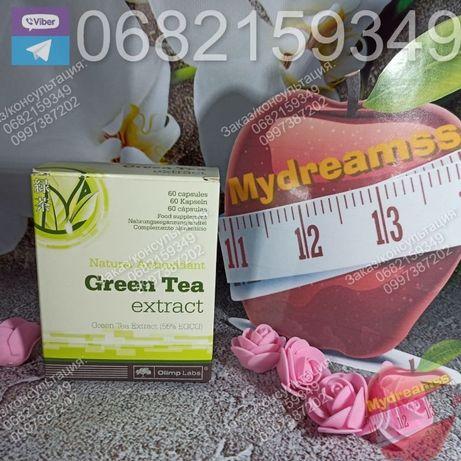 Жиросжигатель людям, у которых большой избыточный вес Olimp Green Tea