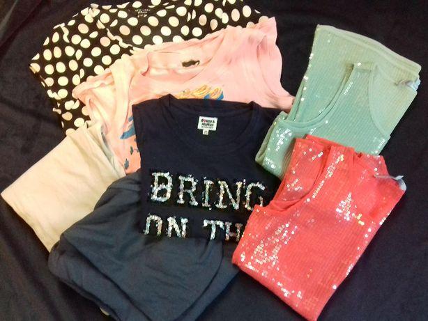 Zestaw ubrań dla dziewczynki 12-13 l (158 cm) - 40 zł (7 sztuk)