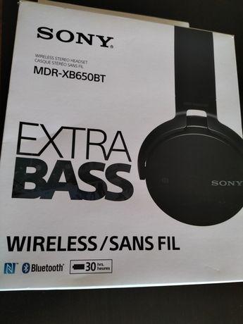 Headphones Sony MDR-XB650bt
