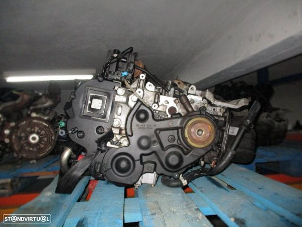 Motor para Citroen C3 1.4 hdi 8HZ