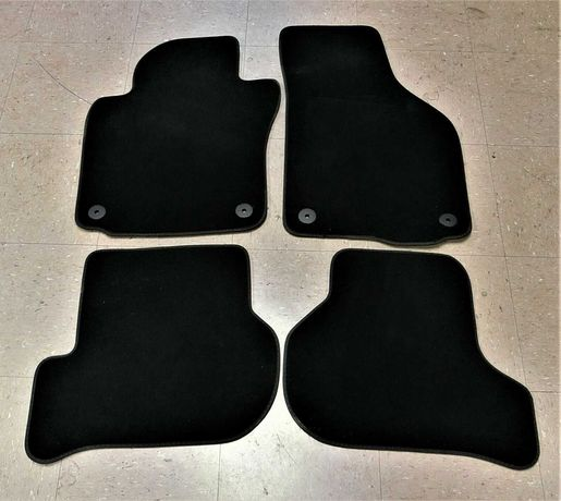 оригинальные коврики Golf Jetta 5-6 Oktavia A5 1K1 863 011