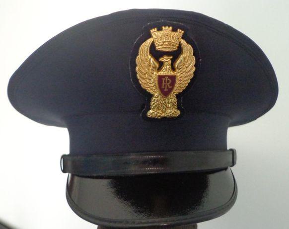 Chapéu Polícia Itália (artigo de colecção)