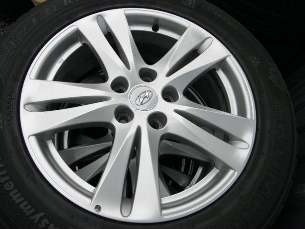 Felgi 18 Hyundai Santa-Fe Tucson IX35 5x114,3 Koła Opony zimowe