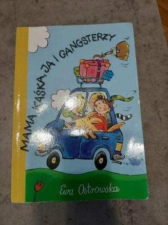 Książka Mama, Kaśka, Ja i gangsterzy