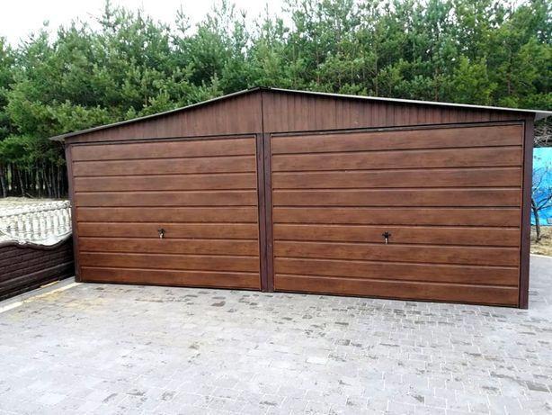 Garaz BLASZAK BUDOWA 6X5 6X6 3X5 4X6 5X5 \Blaszaki PRofIL STAL