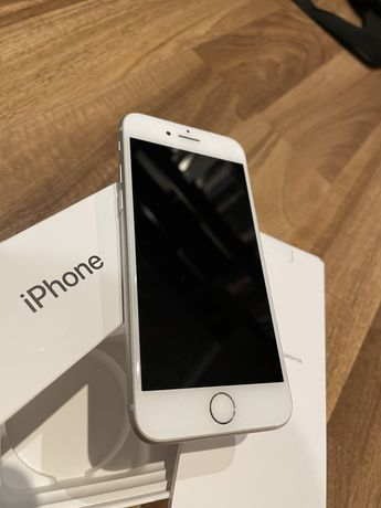 iPhone 8 - 64gb (white) - jak nowy!!