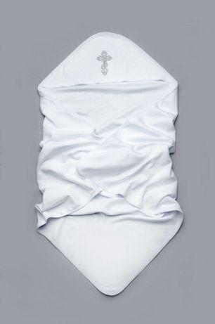 Крыжма и мешочек для крещения