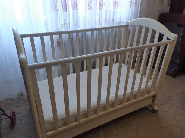 Кроватка детская Baby Italia