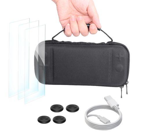 Pack 9 em 1 para a Nintendo Switch Lite