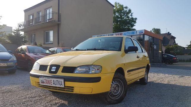 Seat Cordoba 1.4 benzyna + LPG // ważne opłaty // okazja // zamiana?