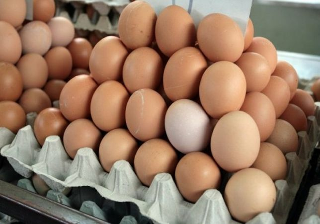 Jajka wiejskie świeże na mendle polecam