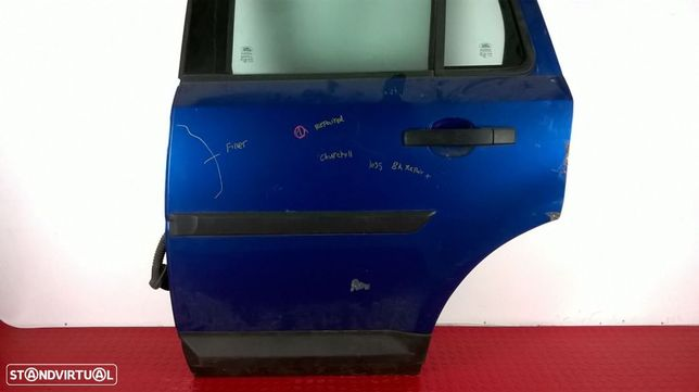 Porta Tras Esquerdo - LR005852 [Land Rover Freelander 2]