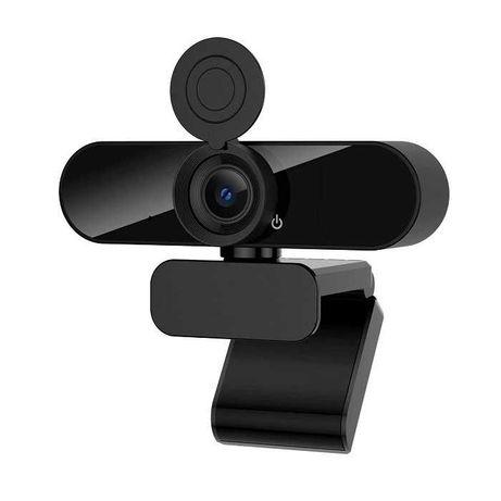 Webcam Full HD com tripé