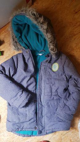 Kurtka zimowa z polarkiem 98