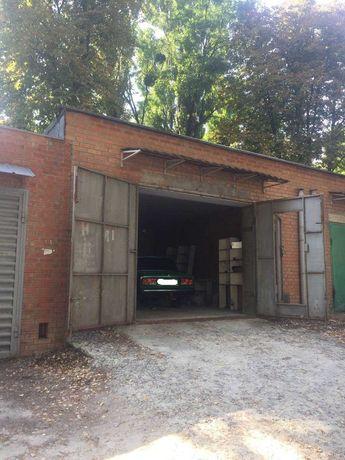 Продажа большого, просторного кирпичного гаража на Алмазном.