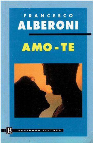 1917 - Livros de Francesco Alberoni (Vários)