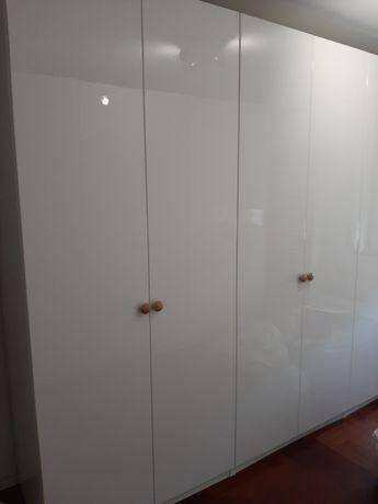 5 Portas Fardal Roupeiro Pax Ikea