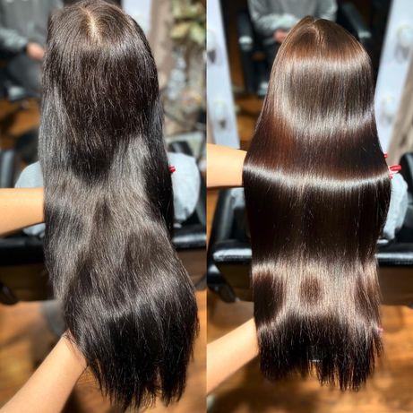 Кератин Ботокс Нанопластика волос