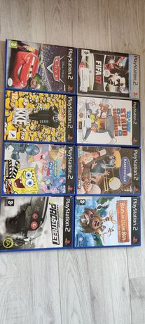 Gry PlayStation2