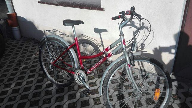 Rower Bingo,Nowy napęd oraz światła.26x1,90