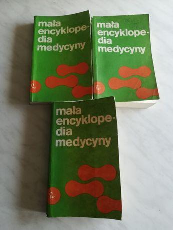 Mała Encyklopedia Medycyny I - III
