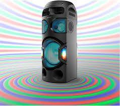 glosnik -zestaw audio SONY MHC v 71d