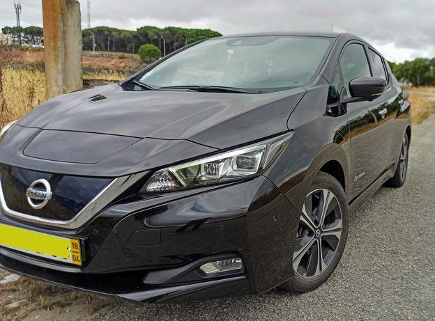 Nissan Leaf 40 Tekna - Full extras - Novo: 40.550eur