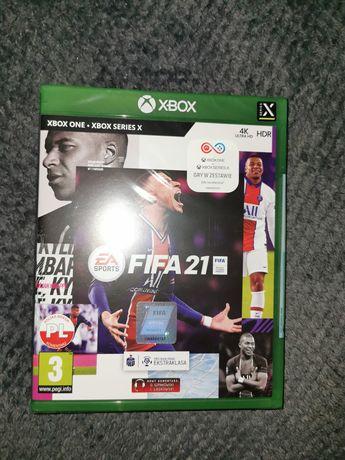 Fifa 2021 (xbox series X)