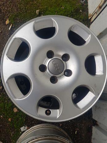 Felgi 15 cali aluminiowe audi