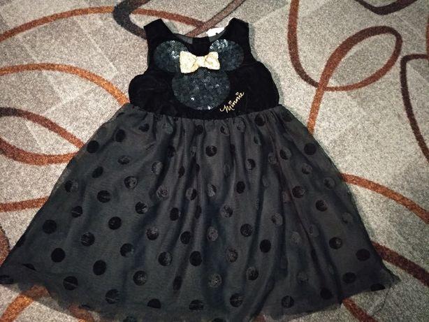 Продам платье на девочку фирмы HsM