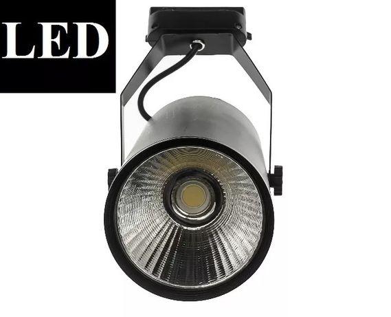REFLEKTOR SZYNOWY 30 WAT = 200W LED barwa naturalna lub jasna biel