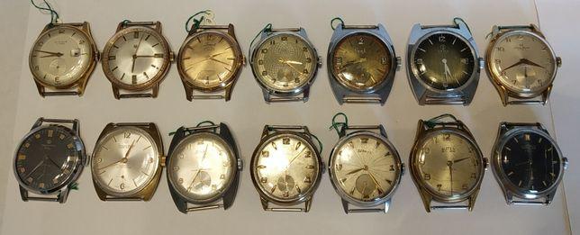 Relógios antigos*Zanzit*Deman Watch*Dionis*Nobreza*Vesal*Butex