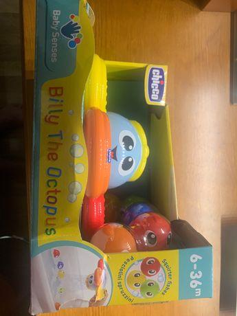 Brinquedo Chicco octopus