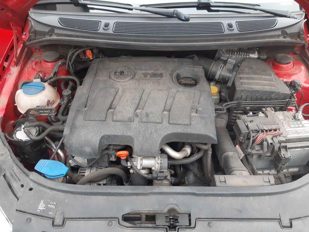 Silnik Skoda seat vw audi 1.6 tdi cayd