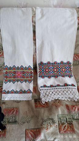 Рушныки вышивка СССР