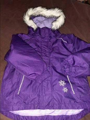 Продам нову термо курточку Lupilu 98-104