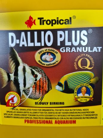 Granulado Tropical D-allio Plus