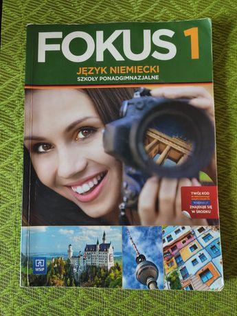 Fokus 1 niemiecki podręcznik