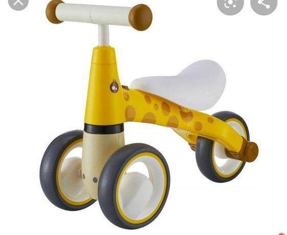 Jeździk biegowy dla maluszka.