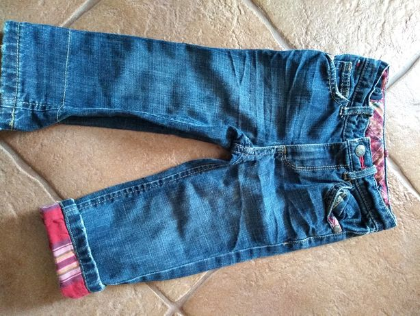 Spodnie Tommy Hilfiger r. 80