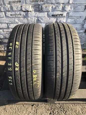 Літні шини 235/55 R17 falken Ziex ze310 2шт/нові/2020