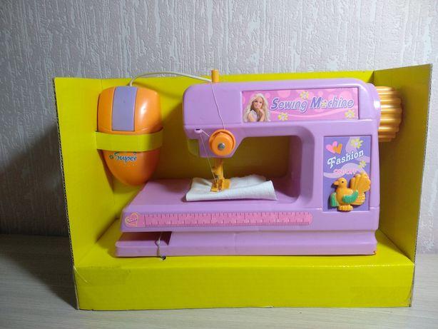 Швейная машинка игрушка