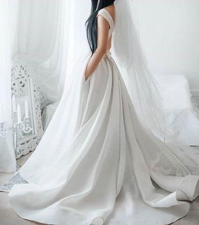Идеальное свадебное платье