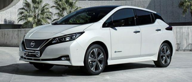 Nissan Leaf.В Кременчуге.