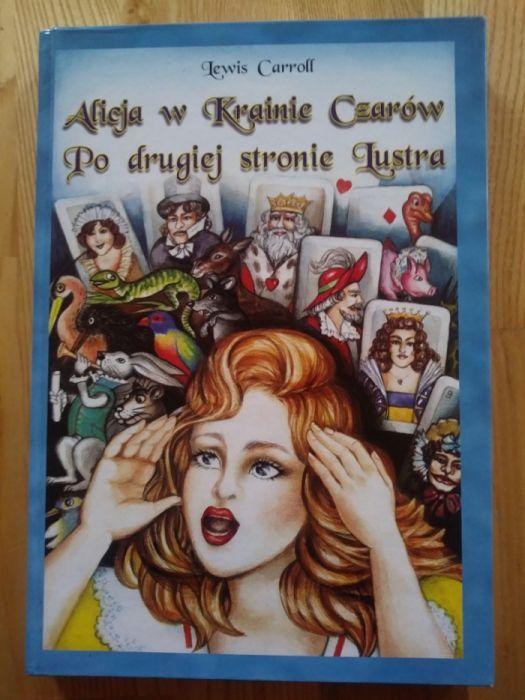 Alicja w krainie czarów, Po drugiej stronie lustra Węgrów - image 1
