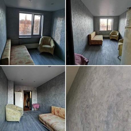 Кімната в сімейному гуртожитку з євроремонтом
