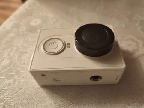 XiAomi kamerka sportowa go pro uszkodzona