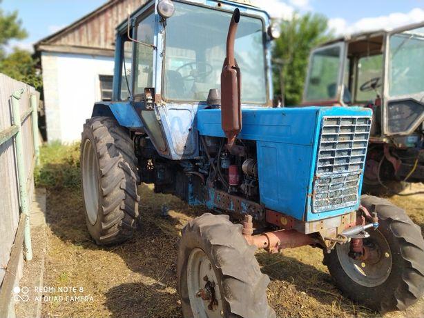 Сельхозтехника трактор МТЗ-80