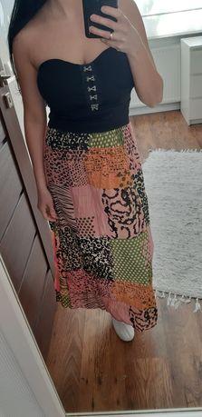 Maxi sukienka długa boho Madam Rage r. S