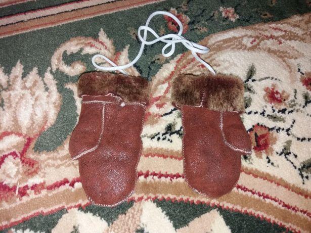 Перчатки на меху